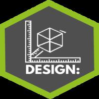 Con l'ausilio dei più avanzati software di modellazione 3D (Rhinoceros,Fusion360,Solidworks,3DStudioMaX) il FabLab offre la possibilità di realizzare e sviluppare un personale percorso progettuale.
